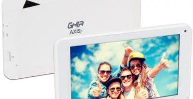Frp Tablet Ghia Axis 7 sin PC