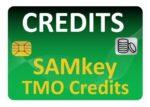 Créditos servidor samkey tmo