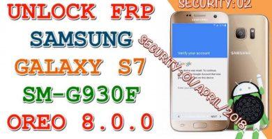 FRP samsung G930f