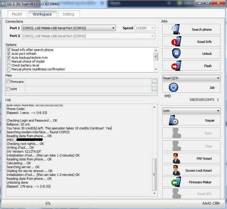 Lg X212ta Root