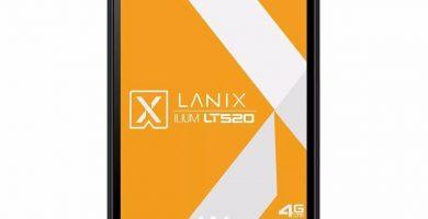Reparar imei Lanix Lt520 nck box