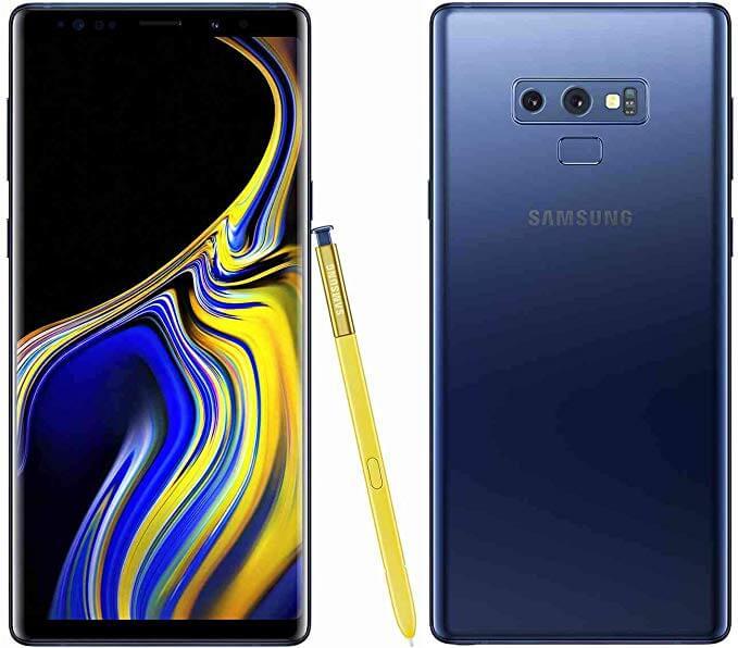 Liberar celular note 9 N960U
