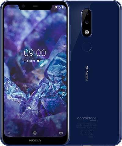 FRP Nokia 5.1 Plus
