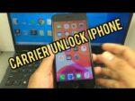 Unlock Iphone no MEID