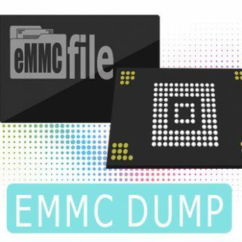 Colección EMMC DUMP Samsung