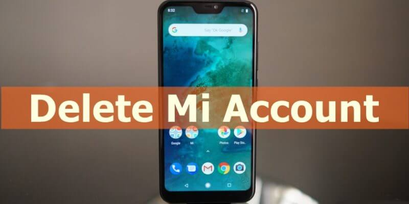 Mi Account remove Xiaomi files Sin VPN