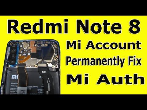 Frp Redmi Note 8 NO VPN