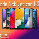 Liberar Verizon USA NCK códigos