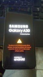 Creación de archivos PARAM Samsung